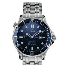 Omega Seamaster Diver 300 M gebraucht 38mm Stahl