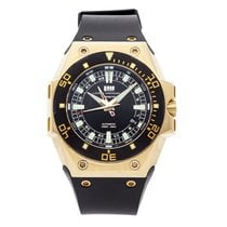 Linde Werdelin Or jaune 46mm Remontage automatique B1 T1 40 occasion