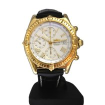 Breitling Crosswind Racing Yellow gold 43mm Roman numerals