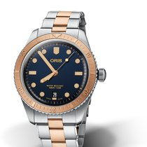 Oris Divers Sixty Five Bronze 40mm Blue United States of America, Georgia, Atlanta