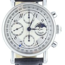 Chronoswiss Steel 38mm Automatic CH7523L pre-owned