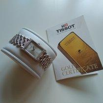 Tissot Oro blanco Cuarzo 20mm usados