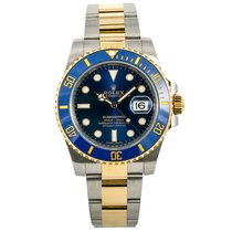 Rolex Steel 40mm Automatic 116613 pre-owned