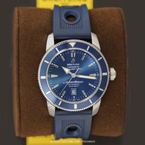 Breitling Superocean Héritage 46 Steel 46mm Blue United States of America, New York, Airmont