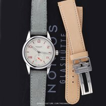 NOMOS pre-owned Manual winding 36mm White