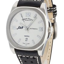 Armand Nicolet Steel 39mm Automatic 9650A-AG-P660NR2 new