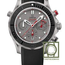 Omega Seamaster Diver 300 M new 2019 Automatic Chronograph Watch with original box and original papers 212.92.44.50.99.001
