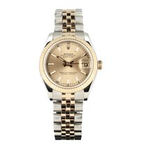 Rolex Lady-Datejust Gold/Steel 31mm