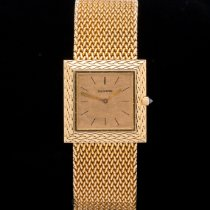 Boucheron Rose gold 25mm Manual winding pre-owned United Kingdom, Macclesfield