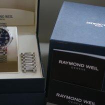Raymond Weil Aço 36mm Quartzo Othello novo