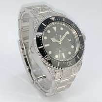 Rolex 116660 Acier 2011 Sea-Dweller Deepsea 44mm occasion