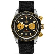 Tudor Black Bay Chrono new Automatic Chronograph Watch with original box and original papers 79363N-0003