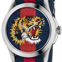 Gucci Le Marché des Merveilles Steel United States of America, New York, Brooklyn