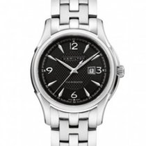 Hamilton Thin-O-Matic Hamilton H38415131 New Steel 38mm Automatic