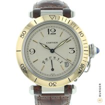 Cartier Pasha 1033 Very good Steel 38mm Automatic