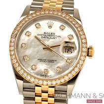 Rolex Datejust 126283RBR 2019 pre-owned