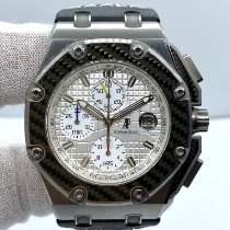 Audemars Piguet Royal Oak Offshore Chronograph Titanium 44mm Silver No numerals United States of America, California, Newport beach
