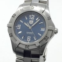 TAG Heuer Steel 39mm Automatic WN2112 pre-owned
