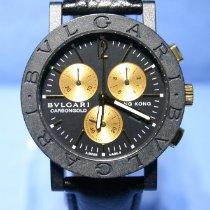 Bulgari Bulgari BB 38 CL CH Очень хорошее Углерод 38mm Кварцевые