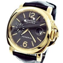 Panerai Luminor Marina Automatic 44mm Black United States of America, New York, New York