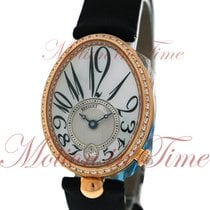Breguet Reine de Naples Rose gold 28.5mm Mother of pearl Arabic numerals United States of America, New York, New York
