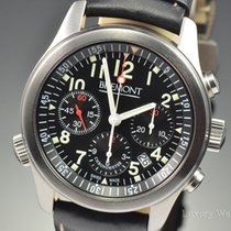 Bremont Pilot Automatic Chronograph Stainless Steel 43MM...