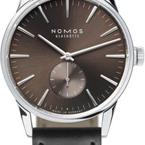 NOMOS Zürich Steel 39.8mm United States of America, New York, Airmont