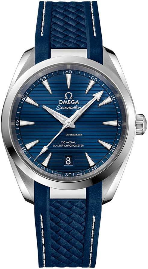 Omega Seamaster Aqua Terra 220.12.38.20.03.001 2021 new