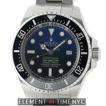 Rolex Sea-Dweller Deepsea D-Blue Dial 44mm James Cameron