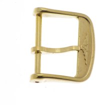 Longines Pin buckle plated 14mm
