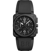 Bell & Ross Aviation BR 03-94 Chronograph Black Matte