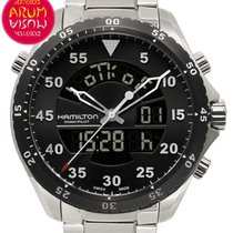 Hamilton Khaki Flight Timer Steel 40mm