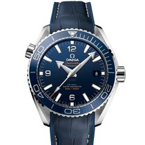 Omega Seamaster Planet Ocean new 2019 Automatic Watch with original box and original papers 215.33.44.21.03.001