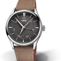 Oris Artelier Pointer Day Date new Automatic Watch with original box and original papers 01 755 7742 4053-07 5 21 32FC ORIS POINTER Giorno Data 40mm