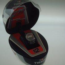 Tissot Chronograph 44mm Quarz 2010 gebraucht Schwarz