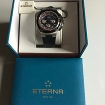 Eterna Royal Kontiki Steel 45mm