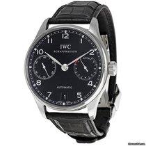 IWC Portugieser Automatik neu Automatik Uhr mit Original-Box und Original-Papieren IW500109