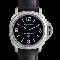 Panerai Luminor Base Logo Steel