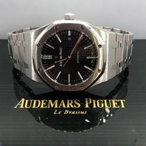 Audemars Piguet Royal Oak STEEL Black Dial Automatic 2017 41mm