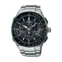 Seiko Astron GPS Solar Chronograph new 2018 Watch with original box and original papers SSE129J1