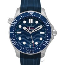 Omega Seamaster Diver 300 M 210.32.42.20.03.001 new