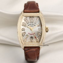 Franck Muller Yellow gold 35mm Automatic 8002 SC D pre-owned