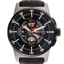 Momo Design Chronograph 46mm Automatic pre-owned Black