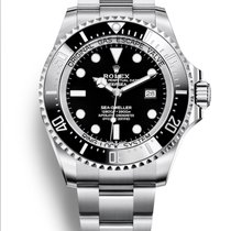 Rolex Sea-Dweller Deepsea Steel 44mm No numerals United States of America, New Jersey, Totowa