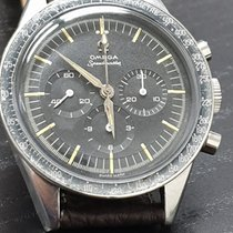 Omega 105002-62 Steel 1962 Speedmaster Professional Moonwatch pre-owned
