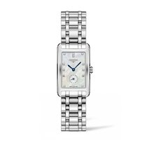 Longines DolceVita Steel 23.30mm Mother of pearl No numerals United States of America, Florida, Tarpon Springs