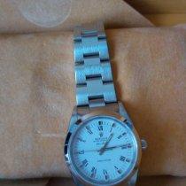 Rolex Air King Precision neu 1998 Automatik Uhr mit Original-Box 14000