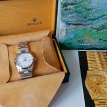 Rolex Air King Precision new 1998 Automatic Watch with original box 14000