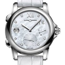 Ulysse Nardin Dual Time 3243-222/390 new