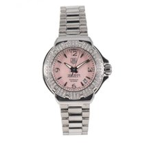 TAG Heuer Formula 1 Lady Steel 36mm Mother of pearl